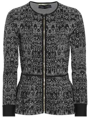 Roland Mouret Morris jacquard jacket