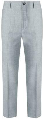 Berwich Chicca cropped trousers