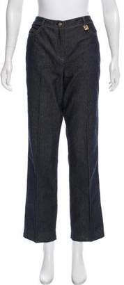 St. John Sport High-Rise Jeans