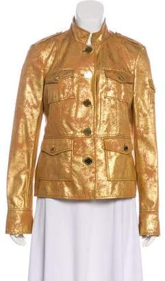 Tory Burch SGT Pepper Leather Jacket w/ Tags