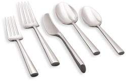 Kate Spade Malmo Five-Piece Stainless Steel Flatware Set