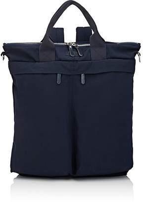 Cledran Men's Helmut Convertible Tote Bag/Backpack
