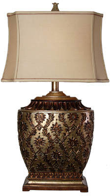 Stylecraft Style Craft Jane Seymour -Barbados 30.25 Table Lamp