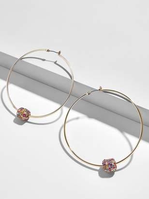 BaubleBar Essra Hoop Earrings