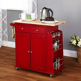 TMS Target Marketing Systems Sonoma Kitchen Cart, Multiple Colors