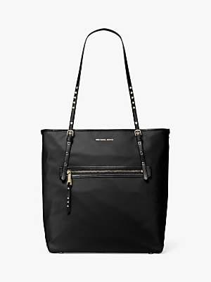 Michael Kors MICHAEL Leila Large Tote Bag, Black
