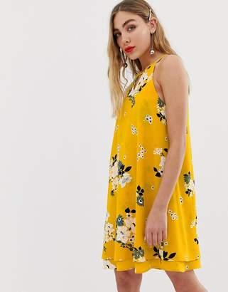 a2aa72a5fc66 Womens Yellow Shift Dress - ShopStyle UK