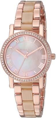 Michael Kors Women's Quartz Stainless Steel Casual Watch, Color:-Toned (Model: MK3700)