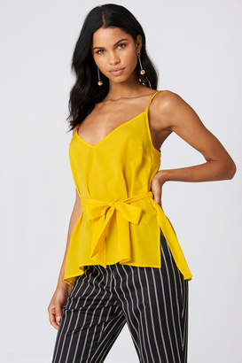 French Connection Dalma Strappy Top