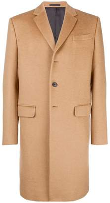 Valentino tailored single-breasted coat