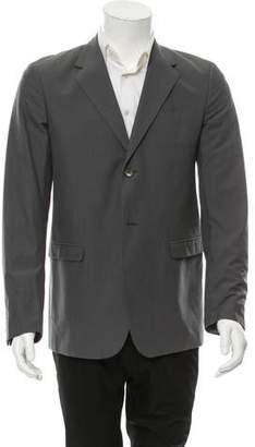 Marni Two-Button Woven Blazer