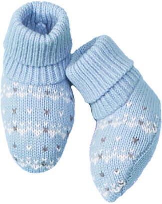 Jacadi Frere Wool-Blend Slippers