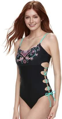 So Seaside Beauty One-Piece Swimsuit