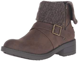 Rocket Dog Women's Tobie Graham Pu-Harper Fabric Ankle Bootie