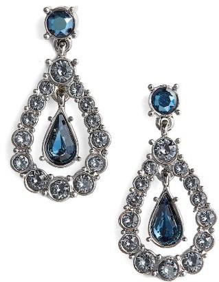 Women's St. John Collection Swarovski Crystal Drop Earrings $150 thestylecure.com