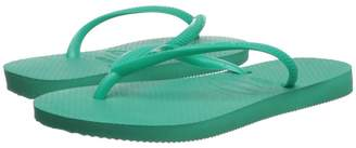 Havaianas Slim Flip Flops Girls Shoes
