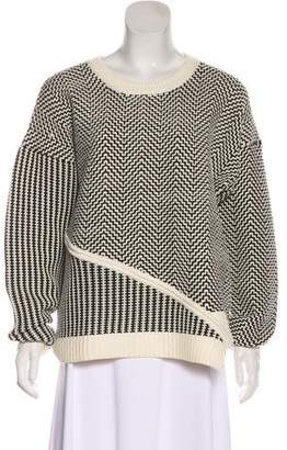 Opening Ceremony Long Sleeve Knit Sweater w/ Tags