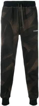 Diesel printed track pants