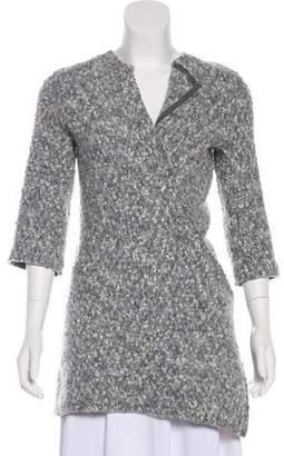 Celine Textured Short Coat w/ Tags