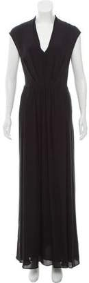 Calvin Klein Collection Sleeveless Evening Dress