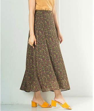 GALLARDAGALANTE (ガリャルダガランテ) - GALLARDAGALANTE スプレープリントスカート