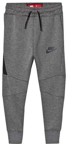 NIKE Grey Tech Fleece Track Pants