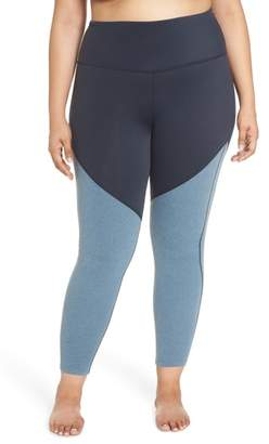 Beyond Yoga Plush High Waist Midi Leggings