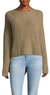 Brochu Walker Thandee Asymmetrical Hem Sweater