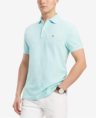 Tommy Hilfiger Men's Ivy Custom Fit Polo