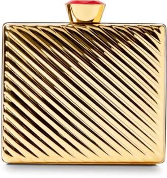 Stella McCartney Brass Clutch