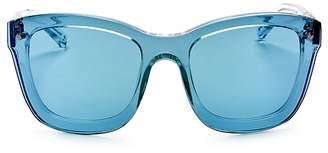 3.1 Phillip Lim Cat Eye Sunglasses, 52mm
