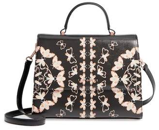 Ted Baker Buzzy Queen Bee Faux Leather Satchel
