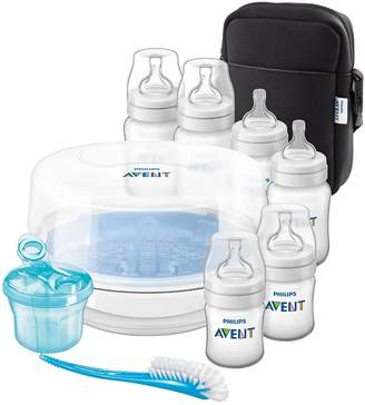 Avent Naturally Classic Bottle Feeding Essential Set
