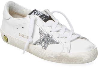 Golden Goose Deluxe Brand Sequin Star Low-Top Sneaker