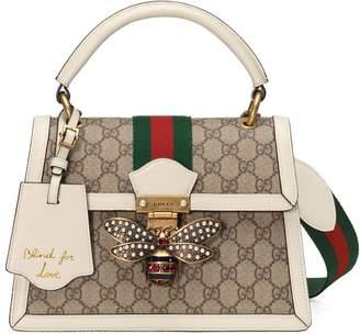 Gucci Queen Margaret GG Top Handle Satchel