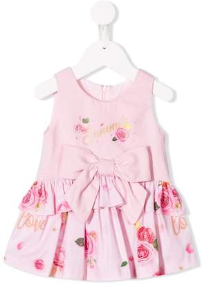 07a31f23b Kids Pink Dress With Bow In The Back - ShopStyle UK