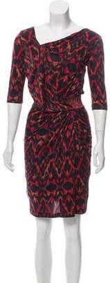 Saloni Bea Silk Dress w/ Tags