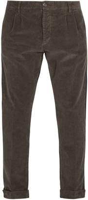 J.w.brine J.W. BRINE Marshall cotton-blend corduroy trousers