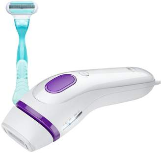 Braun Silk-expert 3 BD 3001 Laser Hair Removal at Home for Body and Face