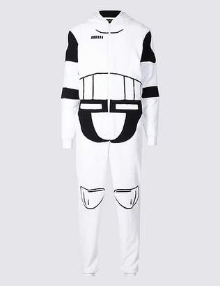 "Marks and Spencer Mens Star Warsâ""¢ Stormtrooper Onesie"