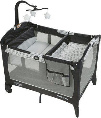 Graco Pack 'n Play Playard with Change 'n Carry Portable Changing Pad
