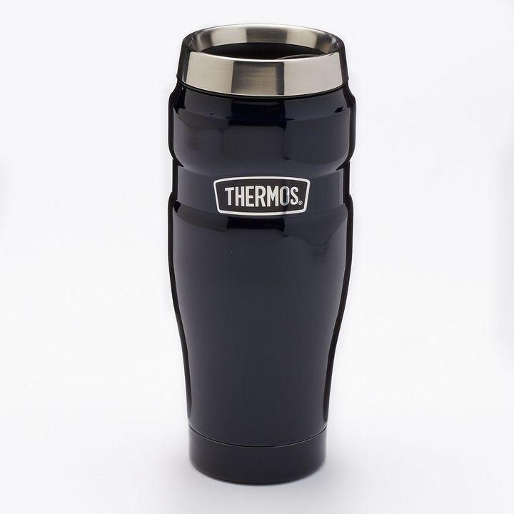 Thermos 16-oz. Stainless Steel Travel Tumbler