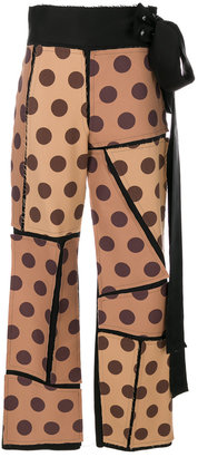 dot path trousers