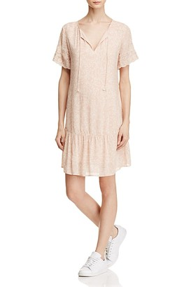 Sanctuary Holly Floral Eyelet Peasant Dress $129 thestylecure.com