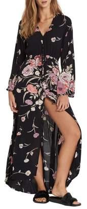 Billabong Desi Floral Maxi Dress