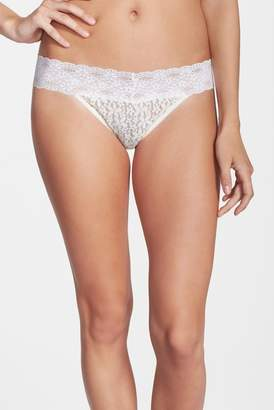 Wacoal 'Halo Lace' Thong
