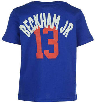 Outerstuff Odell Beckham Jr. New York Giants Whirlwind Player T-Shirt, Infant Boys (12-24 months)