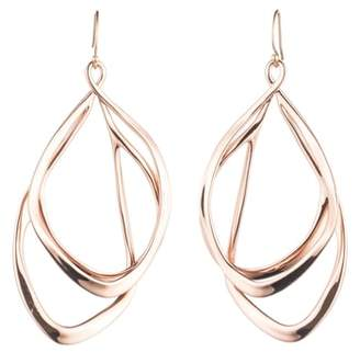 Alexis Bittar Orbit Wire Drop Earrings