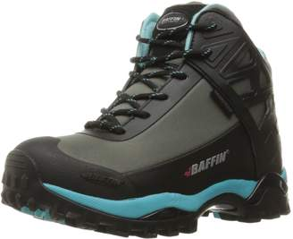 Baffin Women's BLIZZARD W Hiking Boots, Grey/Teal