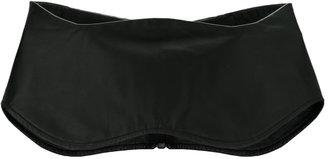 Andrea Bogosian leather belt